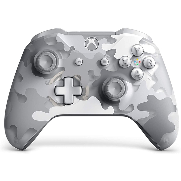 Arctic Camo Wireless Xbox One Controller
