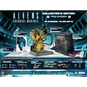 Aliens Colonial Marines Collector's Edition Game PS3