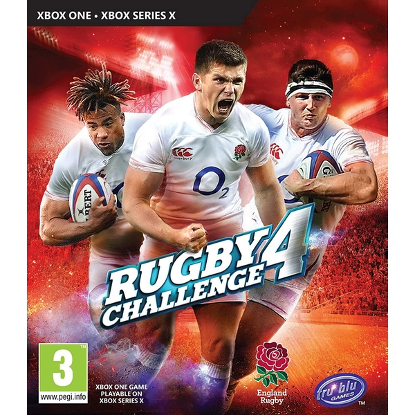 Rugby Challenge 4 Xbox One | Series X Game
