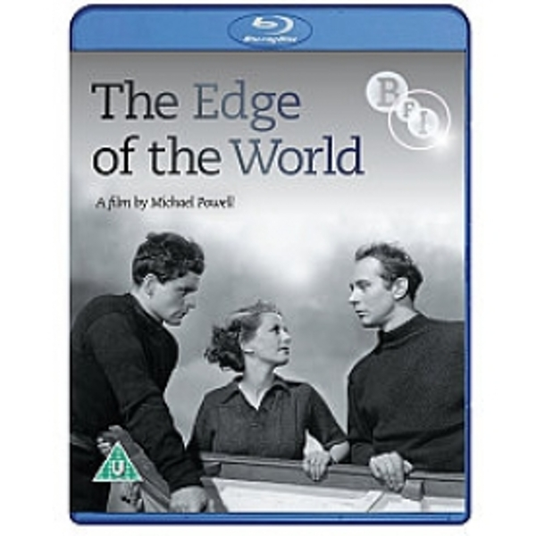 The Edge of the World Blu-ray