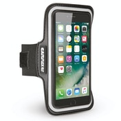 Caseflex iPhone 7 Armband - Black (Retail Box)