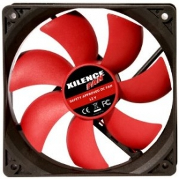 XILENCE Red Wing 92mm Case Fan (COO-XPF92.R)