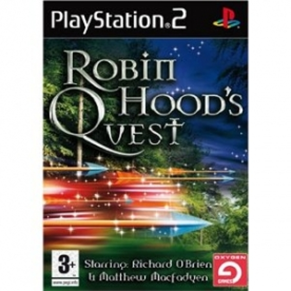 Ex-Display Robin Hoods Quest Game PS2 Used - Like New