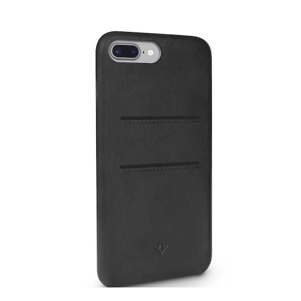 Twelve South Leath case w/p iPhn 7+ Blk