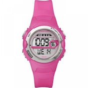 Timex T5K771 Childrens Marathon Watch with Pink Resin Strap