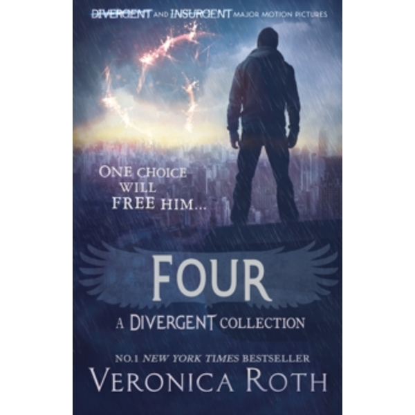 Four: A Divergent Collection by Veronica Roth (Paperback, 2014)