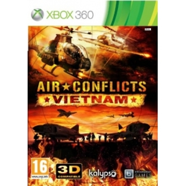 Air Conflicts Vietnam Game Xbox 360