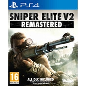 Sniper Elite V2 Remastered PS4 Game