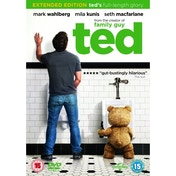 Ted (Extended Edition) DVD