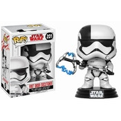 First Order Executioner (Star Wars Episode 8 The last Jedi) Funko Pop! Bobble Vinyl Figure