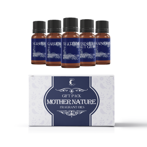 Mystic Moments Mother Nature Fragrant Oils Gift Starter Pack
