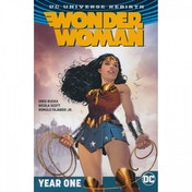 Wonder Woman  Rebirth: Volume 2: Year One