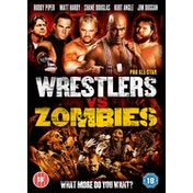 Pro All-Star Wrestlers vs Zombies DVD