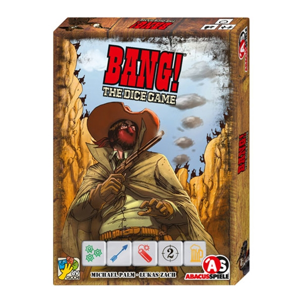 Bang! The Dice Game - Image 1