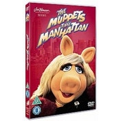 Muppets Take Manhattan 2012 DVD