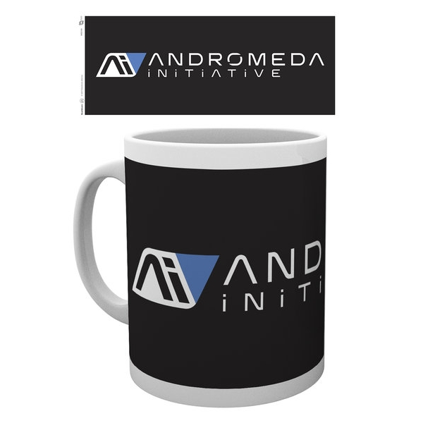 Mass Effect Andromeda - Andromeda Initiative Mug