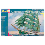 Alexander Von Humboldt (Sailing Ships) 1:150 Scale Revell Model Kit Exclusive