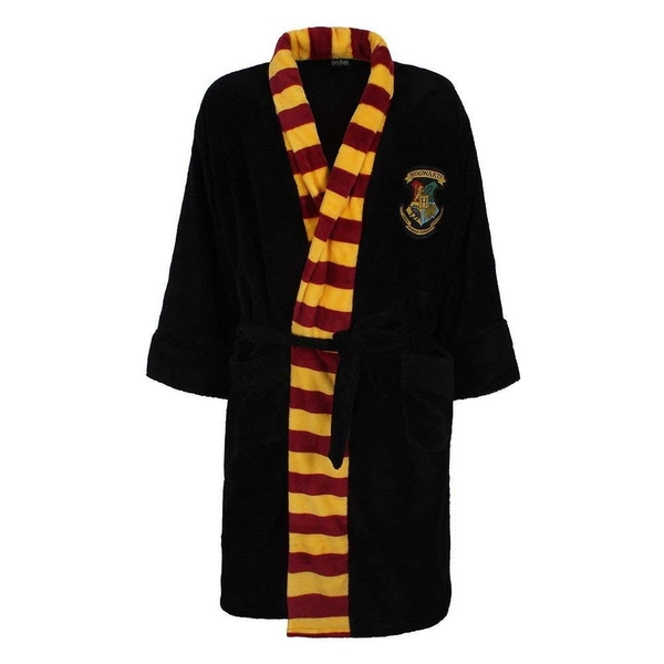 Harry Potter Hogwarts Womens Bathrobe