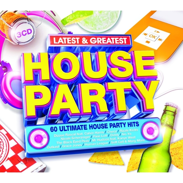 Latest & Greatest House Party