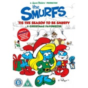 The Smurfs  'Tis the Season to be Smurfy DVD