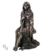 Maiden (Bronze) Figurine