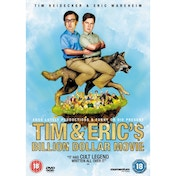 Tim and Eric's Billion Dollar Movie DVD