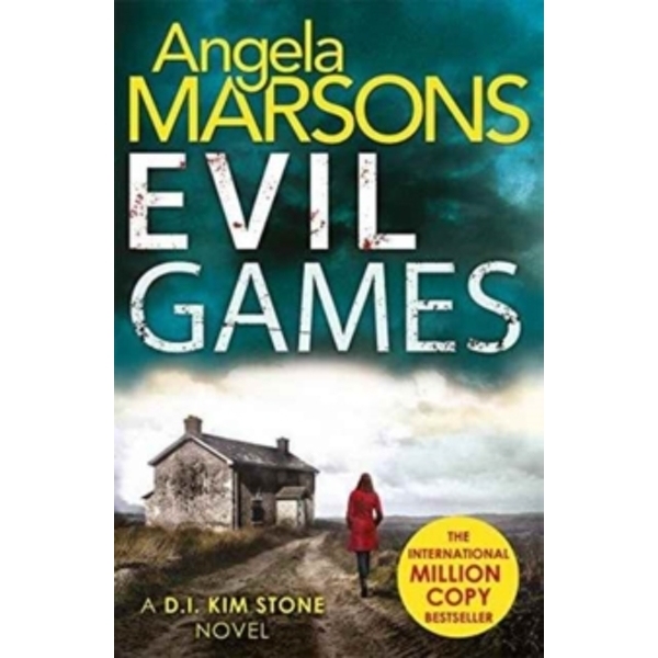 Evil Games : The gripping heart-stopping thriller