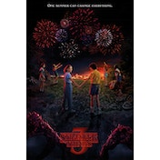 Stranger Things - One Summer Maxi Poster