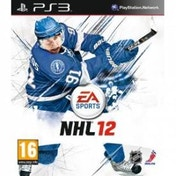 NHL 12 Game PS3