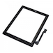 iPad 3 Compatible Assembly Touch Screen Black OEM Original - Image 2