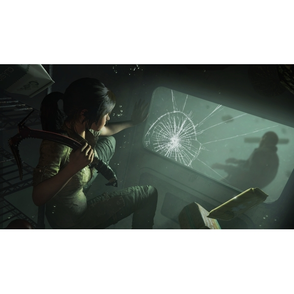 Shadow Of The Tomb Raider Croft Edition PS4 Game + I Love Tombs Patch - Image 4