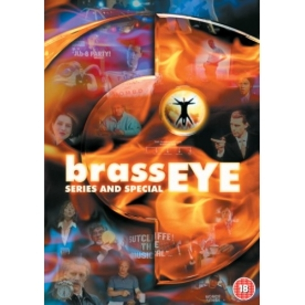 Brass Eye - Series And Special DVD