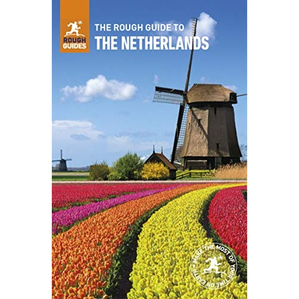 The Rough Guide to the Netherlands (Travel Guide)  Paperback / softback 2019