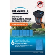 Thermacell Standard 6 Pack (Mats)