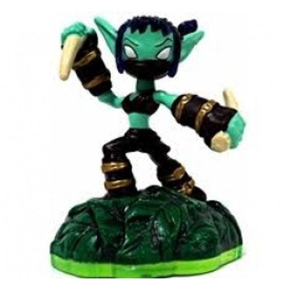 Wrecking Ball, Stealth Elf, and Sonic Boom (Skylanders Spyro's Adventure) Triple Character Pack D - Image 3