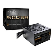 EVGA 500 BR 500W ATX Black power supply unit