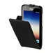Huawei Ascend Y550 Smart Flap Case (Black) - Image 2