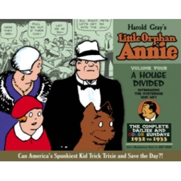 Complete Little Orphan Annie Volume 4