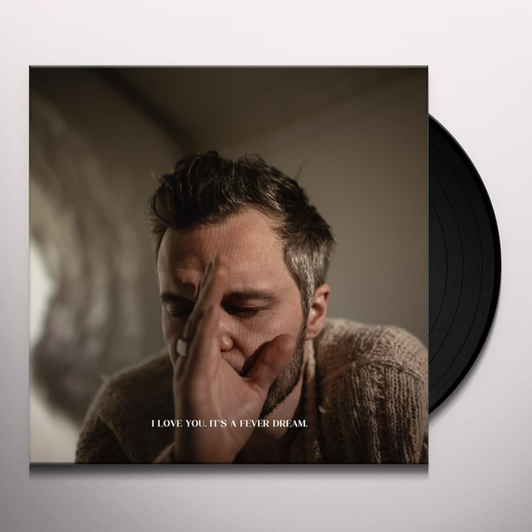 The Tallest Man On Earth - I Love You. It's A Fever Dream Vinyl