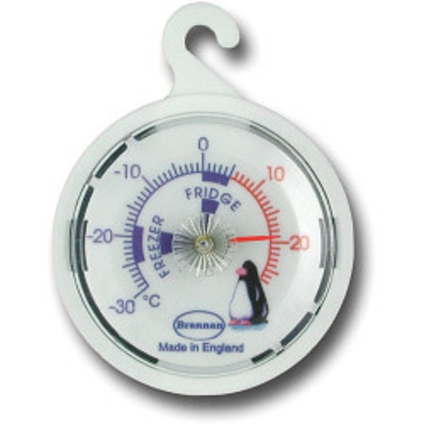 Brannan Dial Thermometer Fridge Freezer
