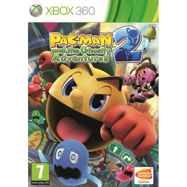 Pac-Man & The Ghostly Adventures 2 Xbox 360 Game