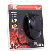CiT M14 USB/PS2 Combo Optical Mouse 800dpi Black