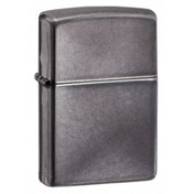 Zippo Regular Gray Dusk Windproof Lighter