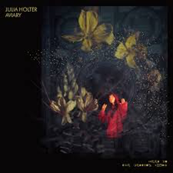Julia Holter ‎– Aviary Limited Edition Transparent Vinyl