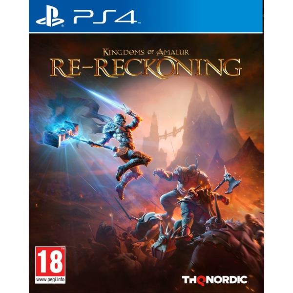 Kingdoms of Amalur Re-Reckoning PS4 Game