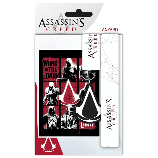 Assassins Creed Logo Lanyard