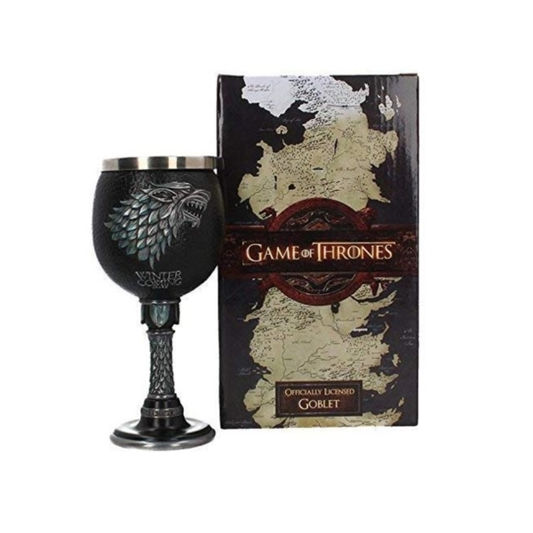 Game Of Thrones - Winter is Coming Goblet