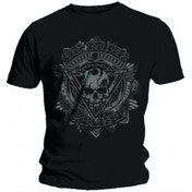 Of Mice & Men Release Mens Black T Shirt: Small