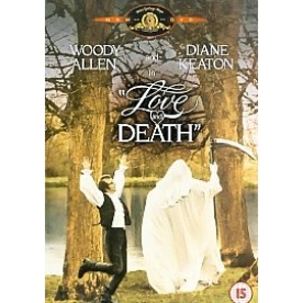 Love And Death DVD