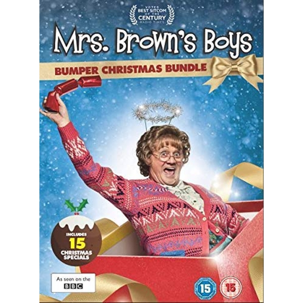 Mrs Brown's Boys Christmas Boxset DVD